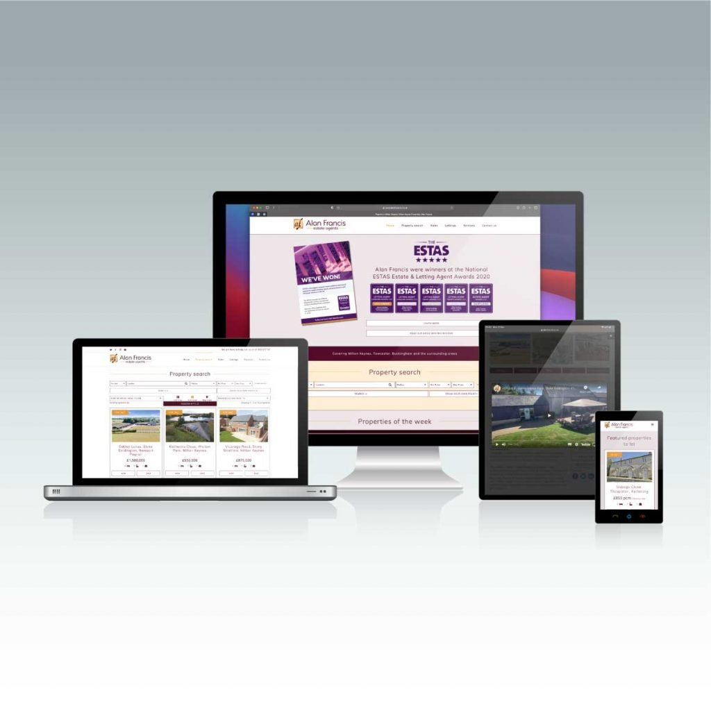 Alan Francis Website